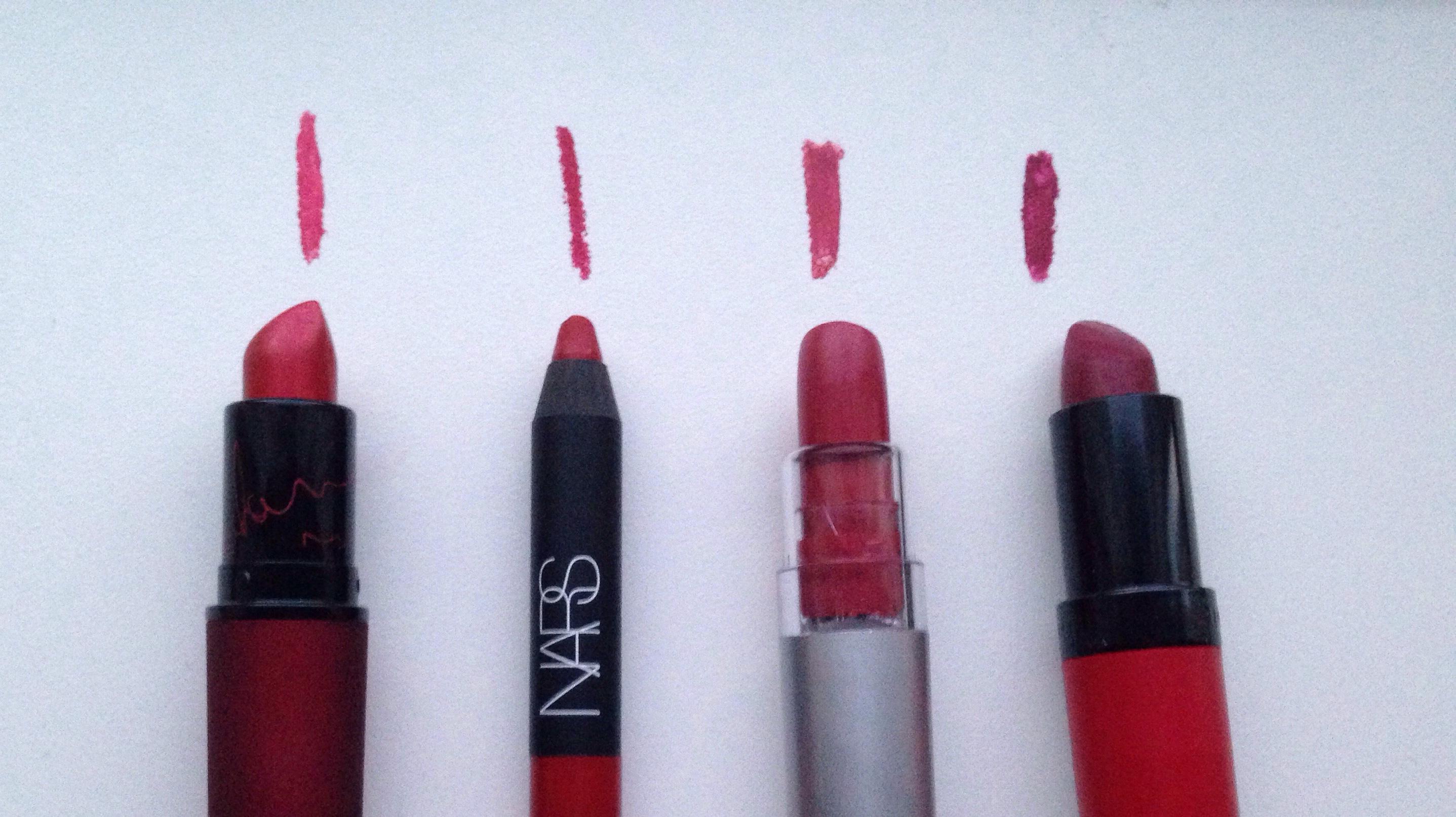 Monthly Monday Mash-Up Best Red Lipsticks For Fair  Dark -4590